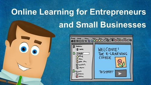 Online Learning for Entrepreneurs and Small Businesses