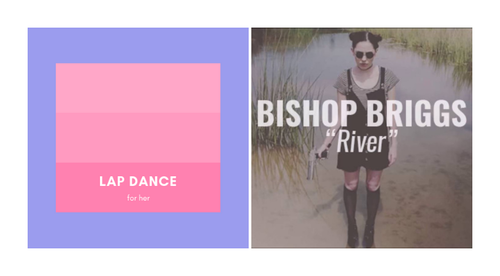 [VIDEO DANCE] Lap Dance by Cat Cantrill to River by Bishop Briggs