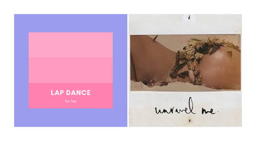 [VIDEO DANCE] Lap Dance by Cat Cantrill to Unravel Me by Sabrina Claudio