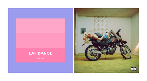 [VIDEO DANCE] Lap Dance by Cat Cantrill to Ride by Lolo Zouai