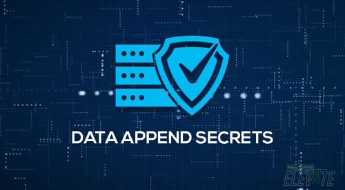 Data Append Secrets