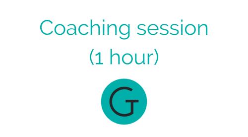 The Tutor Gurus Coaching session (1 hour)