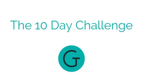 The Tutor Gurus 10 Day Challenge