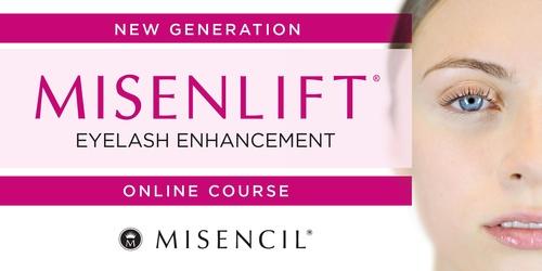 MISENLIFT Canada Lash lift course