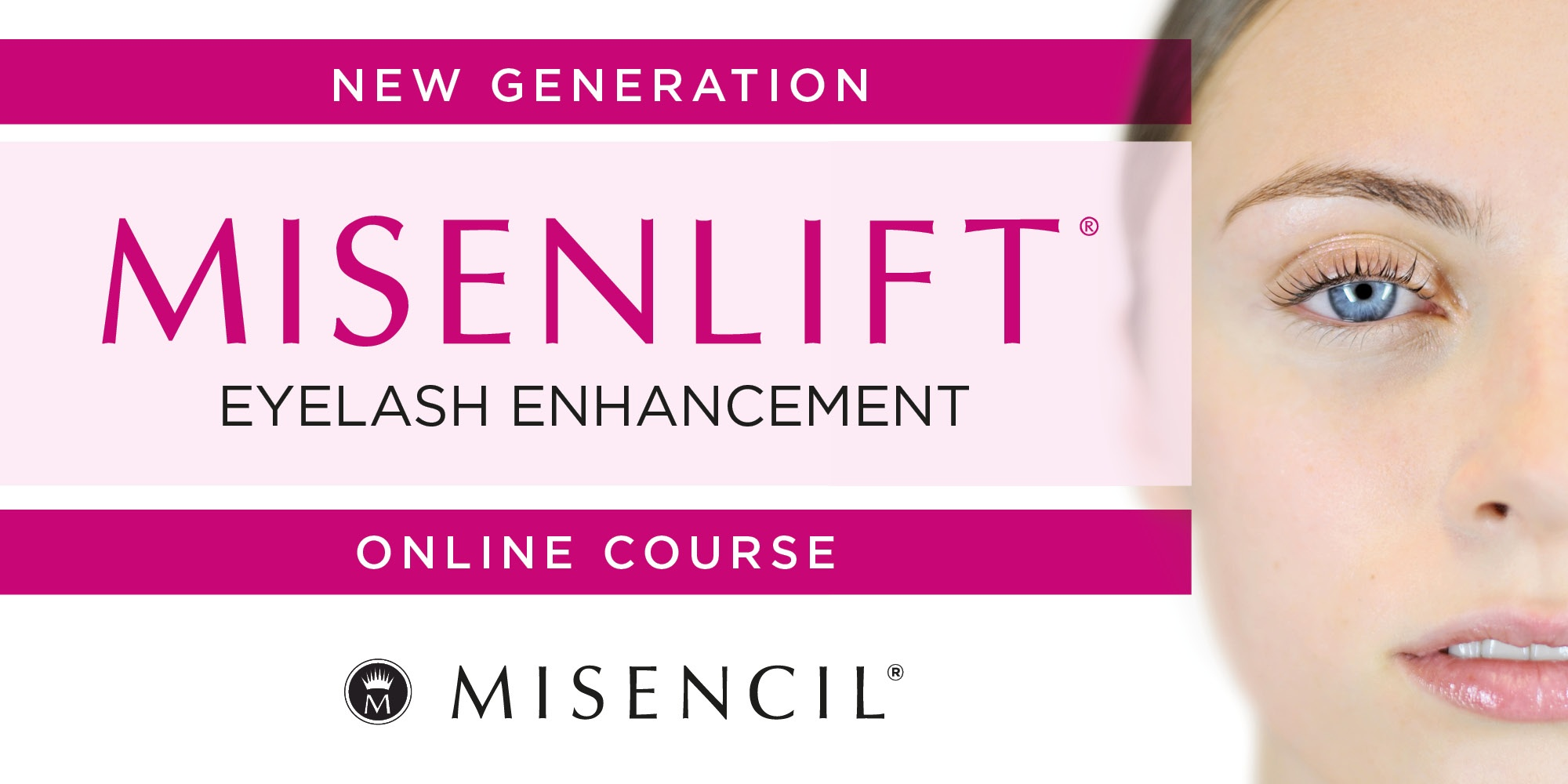 Lash Lift Course & Traning – Misenlif | Misencil Canada