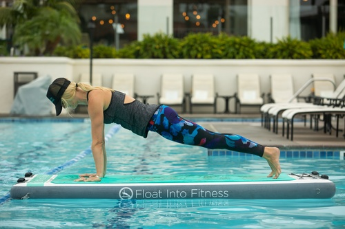 Float Into Fitness Pool FITNESS Teacher Certification