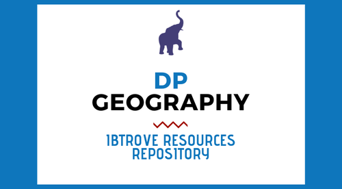 GEOGRAPHY RESOURCE REPOSITORY