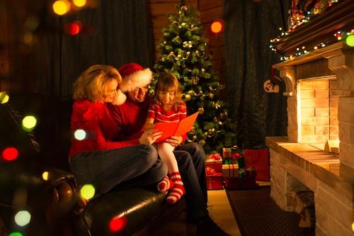 Come leggere una fiaba di Natale
