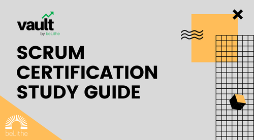 SCRUM CERTIFICATION STUDY GUIDE