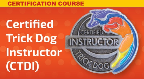 Certified Trick Dog Instructor—Certification Course