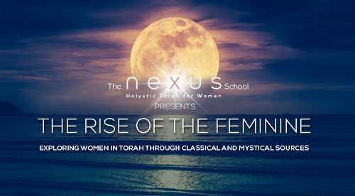 FEATURE COURSE: Rise! Into Your Feminine (10 ninety-minute sessions)