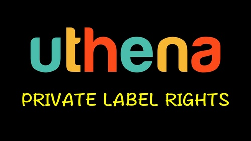 Uthena Private Label Rights (PLR) Video Courses