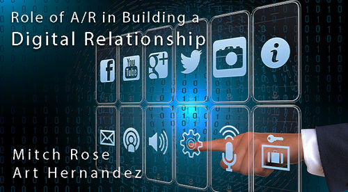 The Role of A/R in Building a Digital Relationship