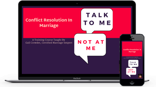 Conflict Resolution In Marriage Ebook