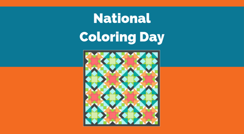 National Coloring Day Color Theory Lecture (Sep 2019)