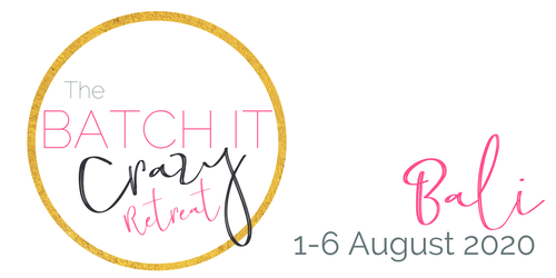 Batch It Bali RETREAT     1-6 August 2020