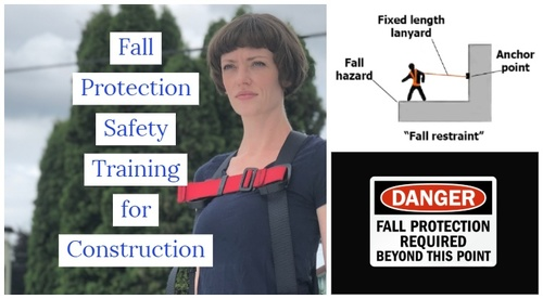 Fall Protection Safety For Construction