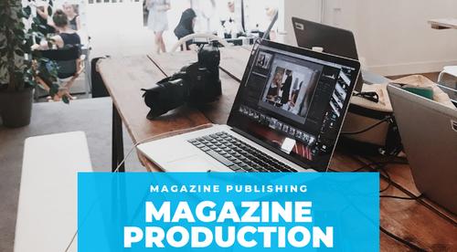Course 5: MAGAZINE PRODUCTION