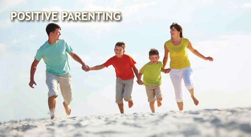 Positive Parenting Lecture & Meditation
