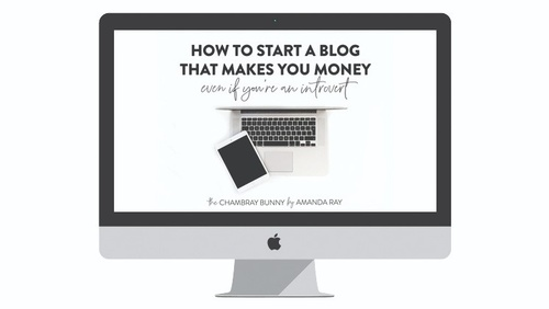 How to Start a Blog That Makes You Money