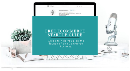 FREE - The Five-Step eCommerce Startup Guide