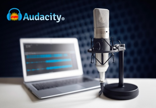 Registra e migliora le tue letture con Audacity