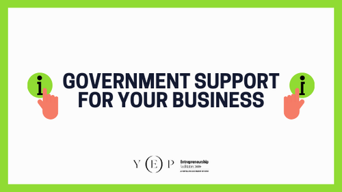 Government Support For Your Business