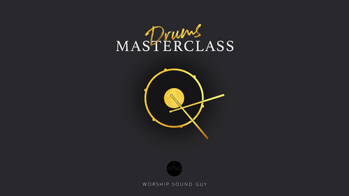 Drums Masterclass