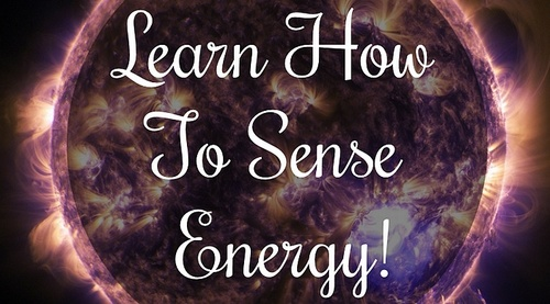 Learn How to Sense Energy!