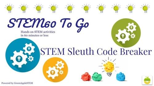 STEM Sleuth Code Breaker