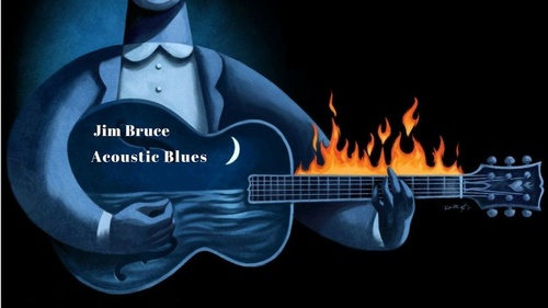 Acoustic Blues Guitar Lessons - From Texas to Carolina