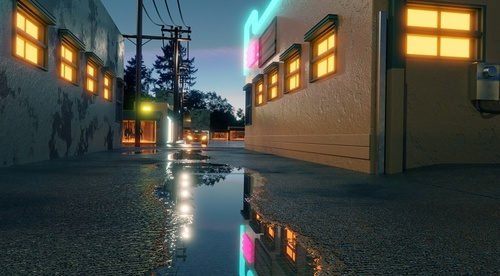 Blender 2.8: Create Photorealistic Exterior 3D Environments