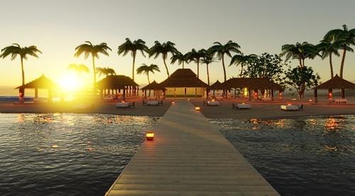 Learn Photorealism: Create a Maldive Island in Blender 2.8