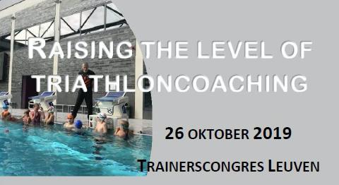 Raising the level of coaching coachcongres  2019
