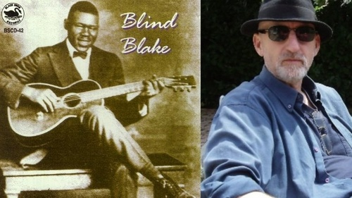 Acoustic Blues Guitar Lessons - BlindBlake - Ragtime Guitar King
