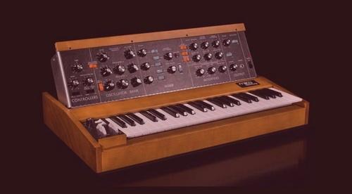 Design sonore avec le Minimoog (et ses clones)