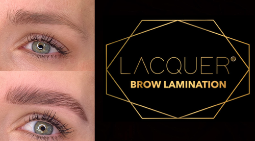 LACQUER® BROW LAMINATION | Shay Danielle Academy Online x Minx Professional