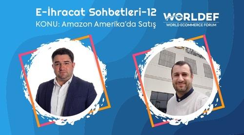 Webinar 12 | Merih Fındık - Amazon Amerika'da Satış
