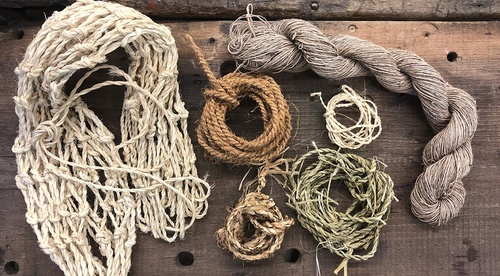 BIG 3 Natural Cordage Course (How to make rope from plants!)