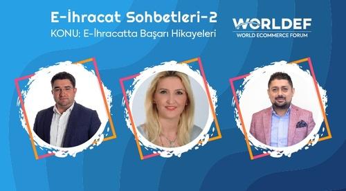Webinar 2 | Yusuf Tunç - Nükhet Oral Dokuz - E-İhracat Başarı Hikayeleri