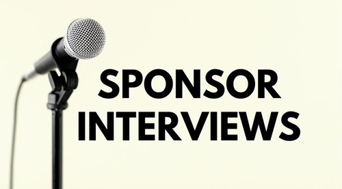 Interviews with Sponsors