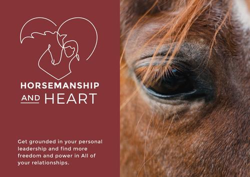 Horsemanship and Heart Workshop