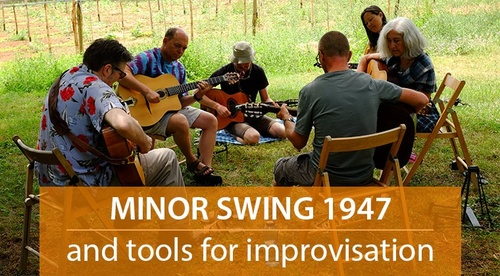 Minor Swing 1947 Solo