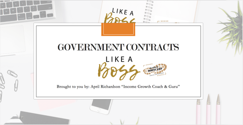Government Contracts Course Session Two: Bidding Sites & Contacting Procurement Officers