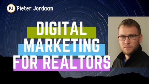 Digital Marketing For Realtors