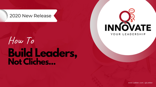 Innovate Your Leadership