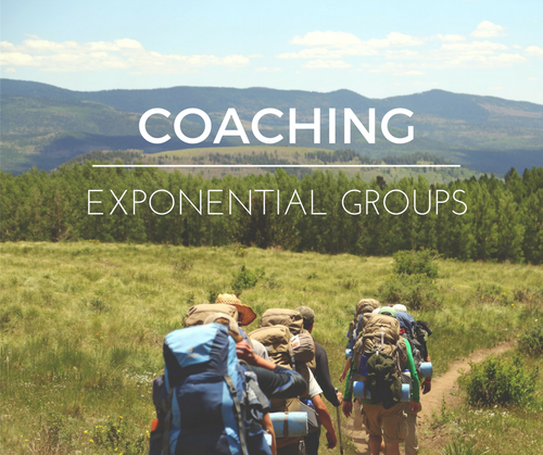 Coaching Exponential Groups