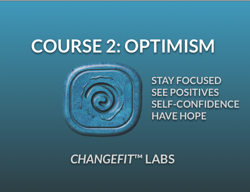 Optimism: Stay Focused during Change