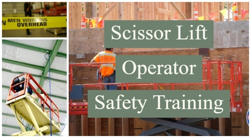 Scissor Lift Operator Safety Training