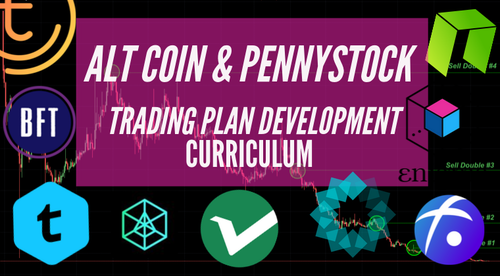 Curriculum for Altcoin Trading Plan Development